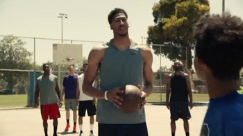 Nike TV Spot, 'Short a Guy' Featuring Mike Trout, Mia Hamm, Anthony Davis - Thumbnail 8