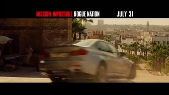 Mission: Impossible - Rogue Nation - Alternate Trailer 18