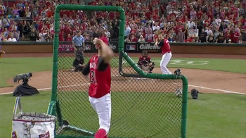 Major League Baseball TV Spot, '#THIS: Hometown Hero' Feat. Todd Frazier - Thumbnail 1