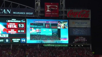 Major League Baseball TV Spot, '#THIS: Hometown Hero' Feat. Todd Frazier - Thumbnail 3