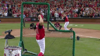Major League Baseball TV Spot, '#THIS: Hometown Hero' Feat. Todd Frazier - Thumbnail 4