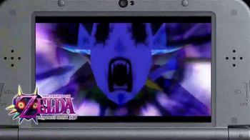 Nintendo 3DS XL TV Spot, 'Up Your Game' - Thumbnail 5