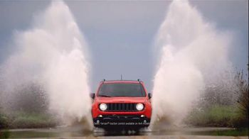 2015 Jeep Renegade Sport TV Spot, 'Take on Anything' Song by X Ambassadors
