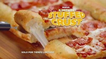 CiCi's Stuffed Crust Pizza TV Spot, 'Sueña' canción Gary Wright [Spanish] - Thumbnail 4