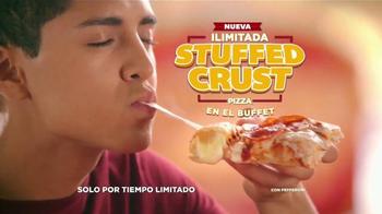 CiCi's Stuffed Crust Pizza TV Spot, 'Sueña' canción Gary Wright [Spanish] - Thumbnail 5