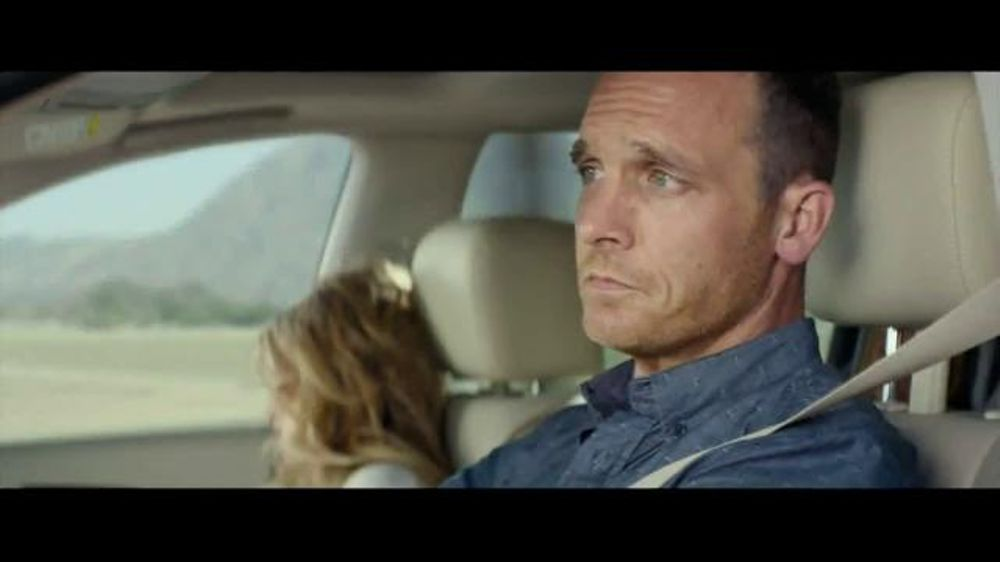 Infiniti QX60 TV Commercial, 'Vacation' Featuring Christie ...