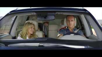 Infiniti QX60 TV Spot, 'Vacation' Featuring Christie Brinkley
