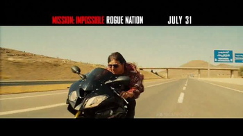 Mission: Impossible - Rogue Nation - Alternate Trailer 20