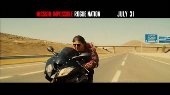 Mission: Impossible - Rogue Nation - Alternate Trailer 21