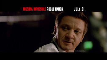 Mission: Impossible - Rogue Nation - Alternate Trailer 19
