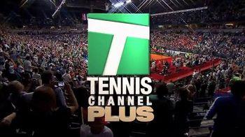 Tennis Channel Plus TV Spot, 'The Heat is On'