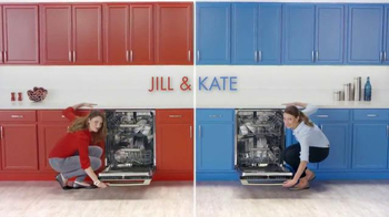 Finish Jet Dry TV Spot, 'Jill and Kate'