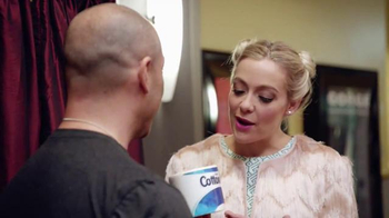 Cottonelle Clean Care TV Spot, 'Equivalent of Muscles' Feat. Cherry Healey - Thumbnail 2