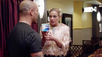 Cottonelle Clean Care TV Spot, 'Equivalent of Muscles' Feat. Cherry Healey