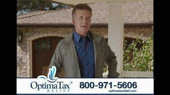 Optima Tax Relief TV Spot, 'Fresh Start Initiative Program' Ft. Alan Thicke