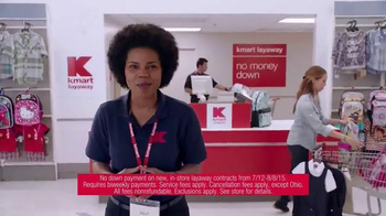 Kmart Back to School Layaway TV Spot, 'Parents' Vacation' - Thumbnail 3
