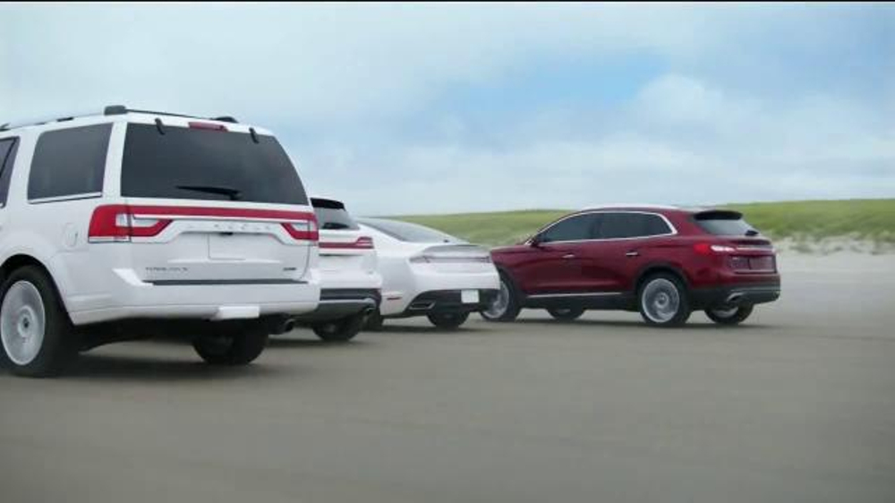 Lincoln Summer Invitation Sales Event TV Commercial ...