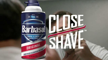 Barbasol Original Shaving Cream TV Spot, 'Elevator' - Thumbnail 7