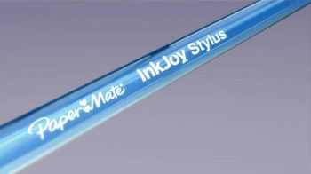 Paper Mate Inkjoy 2in1 Stylus Pen TV Spot, 'Joy to Your Tablet' - Thumbnail 5