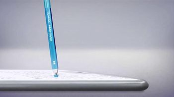 Paper Mate Inkjoy 2in1 Stylus Pen TV Spot, 'Joy to Your Tablet' - Thumbnail 6