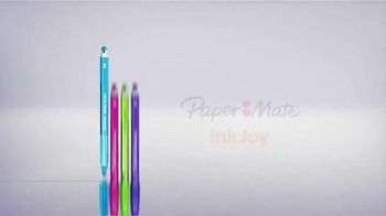 Paper Mate Inkjoy 2in1 Stylus Pen TV Spot, 'Joy to Your Tablet' - Thumbnail 7