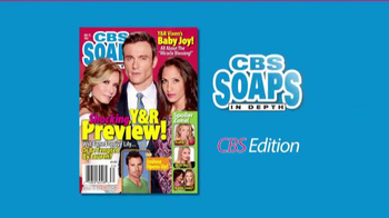 CBS Soaps in Depth TV Spot, 'The Young and Restless Drama' - Thumbnail 3