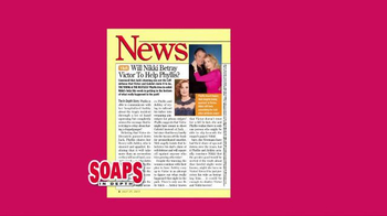 CBS Soaps in Depth TV Spot, 'The Young and Restless Drama' - Thumbnail 5