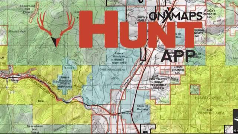 Hunting GPS Maps App TV Commercial, 'Mission' - Video
