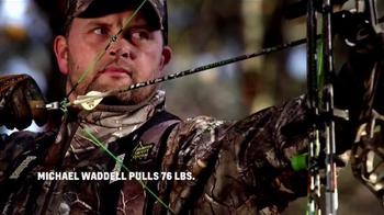 Chevrolet Silverado TV Spot, 'Pull' Featuring Michael Waddell