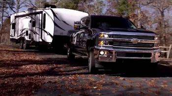 Chevrolet Silverado TV Spot, 'Pull' Featuring Michael Waddell - Thumbnail 3
