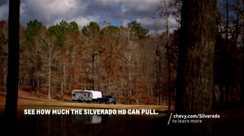 Chevrolet Silverado TV Spot, 'Pull' Featuring Michael Waddell - Thumbnail 5