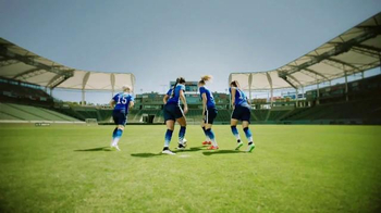Chevrolet FC TV Spot, 'The Beautiful Game: U.S. Women's National Team' - Thumbnail 7