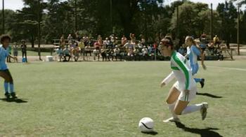 Chevrolet FC TV Spot, 'The Beautiful Game: U.S. Women's National Team' - Thumbnail 1