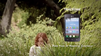 TracFone TV Spot, 'LG Sunrise Android: Parental Controls' - Thumbnail 7