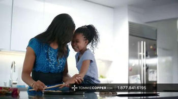 Tommie Copper Back Collection TV Spot, 'We've Got Your Back' - 1239 commercial airings