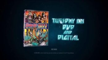 Scooby-Doo! and KISS: Rock and Roll Mystery DVD TV Spot - Thumbnail 9