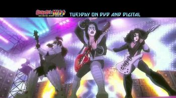 Scooby-Doo! and KISS: Rock and Roll Mystery DVD TV Spot - Thumbnail 2