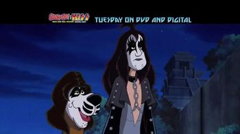 Scooby-Doo! and KISS: Rock and Roll Mystery DVD TV Spot - Thumbnail 4