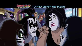Scooby-Doo! and KISS: Rock and Roll Mystery DVD TV Spot - Thumbnail 6
