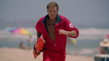Dodge Summer Clearance Event TV Spot, \'Baywatch\' Featuring David Hasselhoff