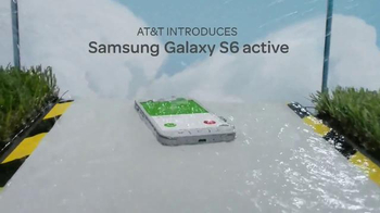 AT&T TV Spot, 'Samsung Galaxy S6 Active: Life Simulation Facility' - Thumbnail 8