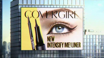 CoverGirl Super Sizer Mascara TV Spot, 'Giant Katy Perry' - Thumbnail 8