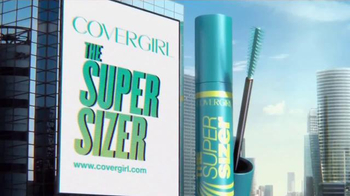 CoverGirl Super Sizer Mascara TV Spot, 'Giant Katy Perry' - Thumbnail 7