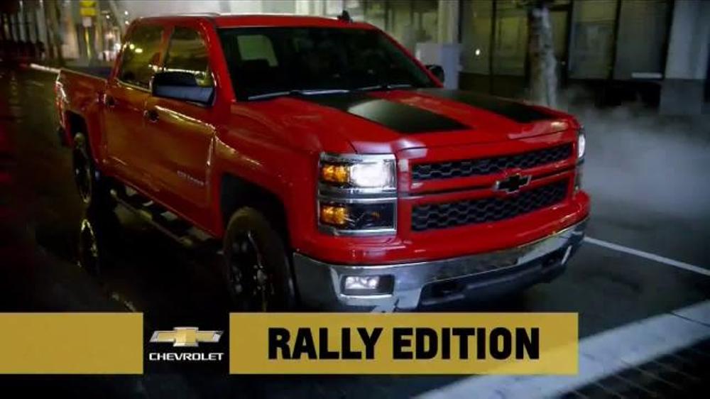Chevrolet Silverado Special Editions TV Commercial, 'Why ...