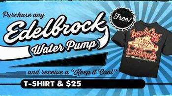Edelbrock Water Pump TV Spot, 'Keep it Cool' - Thumbnail 3