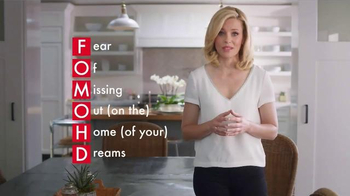 Realtor.com TV Spot, 'FOMOHD' Featuring Elizabeth Banks - 4168 commercial airings