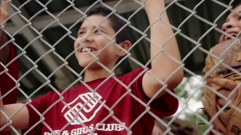 Boys & Girls Clubs of America TV Spot, 'Influence' Featuring Chris Archer