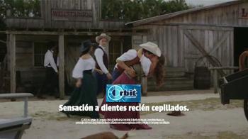 Orbit Peppermint TV Spot, 'Película de Occidental' [Spanish] - Thumbnail 7
