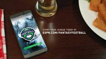 ESPN Fantasy Football TV Spot, 'Jeremy, the Restaurant Commercial Actor' - Thumbnail 10