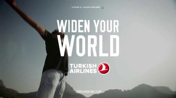 Turkish Airlines TV Spot, 'It's Time' - Thumbnail 9